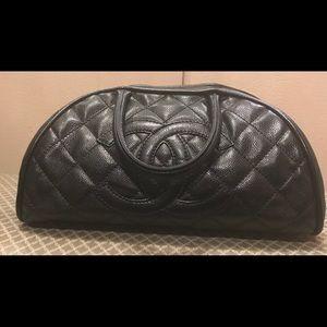 Authentic Chanel Black Purse